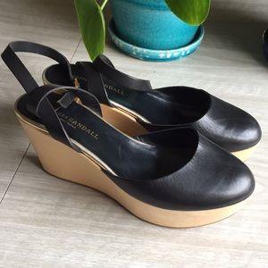 Loeffler Randall Italian made Sandals